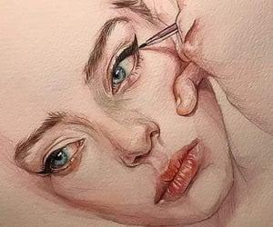 aesthetic, sadness, and art image