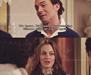 gossip girl, blair waldorf, and gilmore girls image