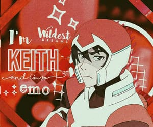 animation, keith, and Voltron image