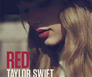 article, Taylor Swift, and red album image