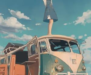 animation, anime, and anime girl image
