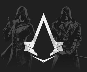 wallpaper, evie frye, and assassin's creed image