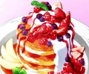 anime, aesthetic food, and food image