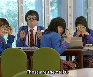 Otaku and asian image