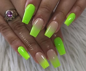 bright, fashion, and green image