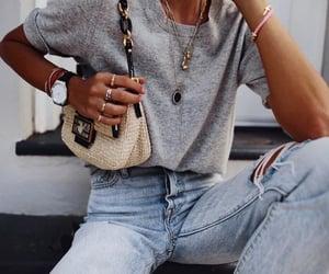 denim, levis, and womenswear image