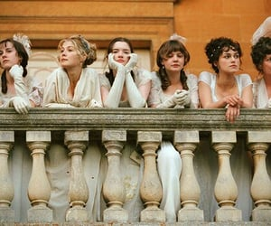 pride and prejudice, jane austen, and keira knightley image