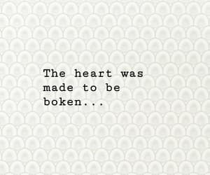 boy, broken, and heart image