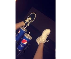 cinema, legs, and vans image