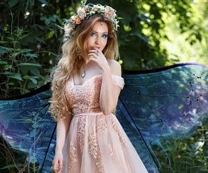 Dream, fairytale, and fairy image