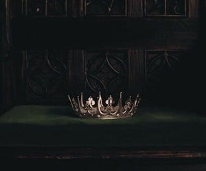 aesthetic, crown, and harry potter image