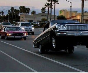 car and lowrider image