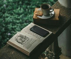 coffee, green, and aesthetic image