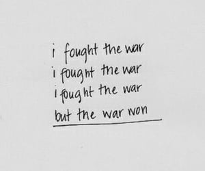 quote, quotes, and war image