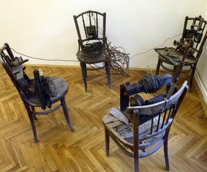 contemporary art, czech sculptor, and culture image