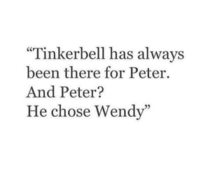 peter pan, quotes, and love image