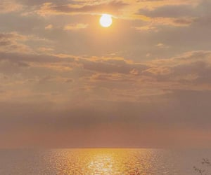 sea and summer image