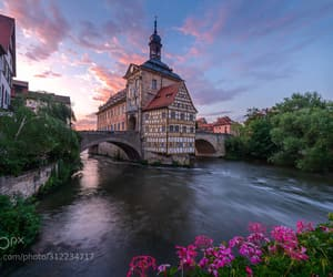 germany, june, and river image