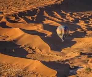 africa, desert, and landscapes image
