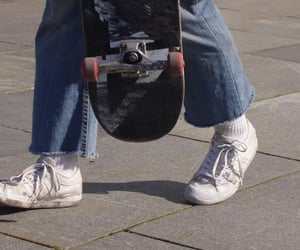 aesthetic, grunge, and skate image