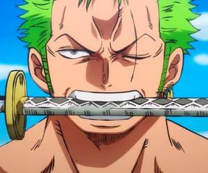 anime, one piece, and mugiwara image