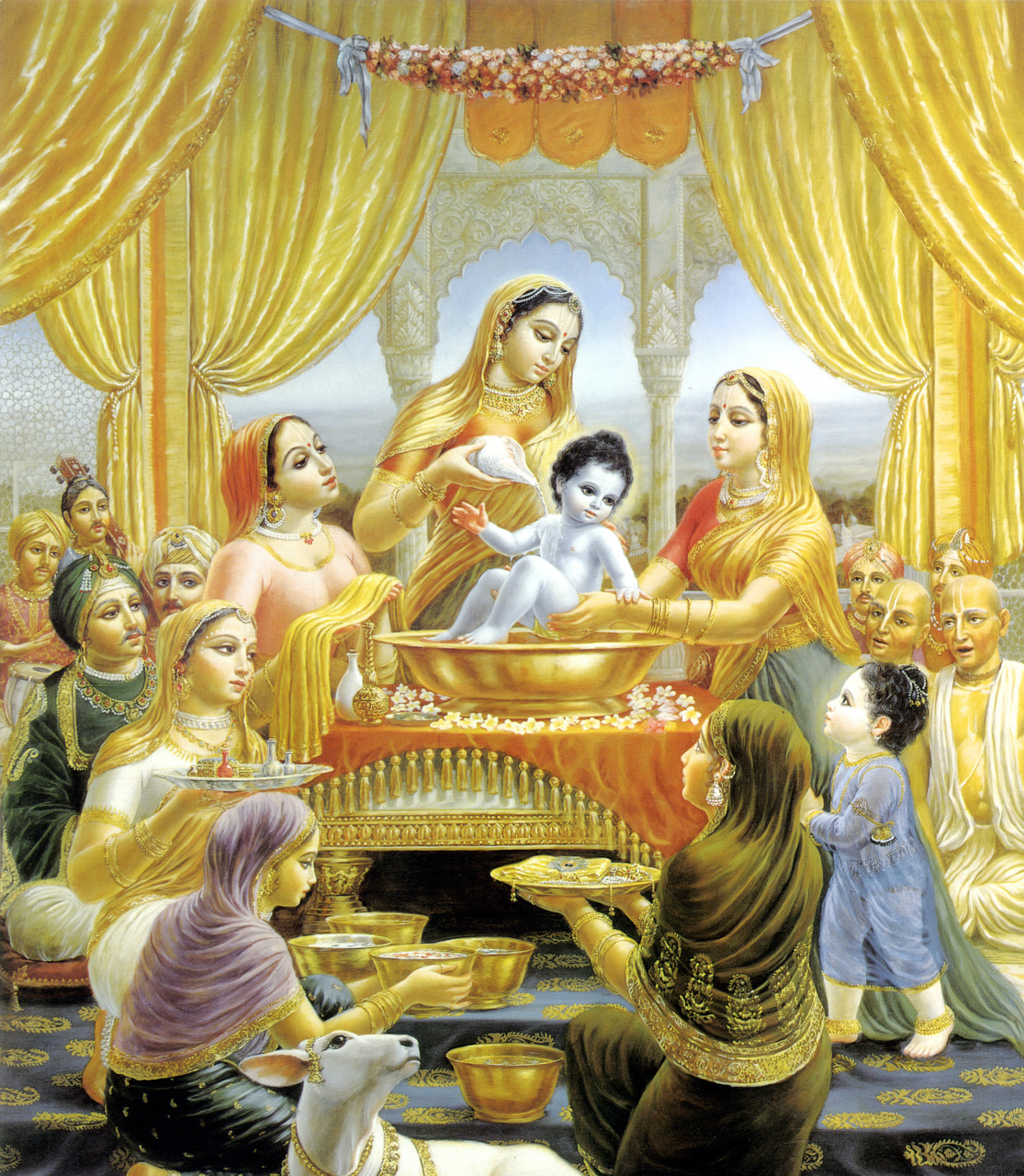 The Advent of Lord Krishna (part 1) on We Heart It