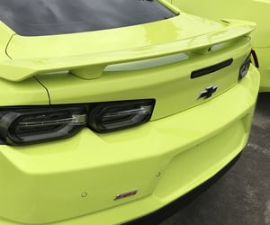 camaro, car, and cyber image