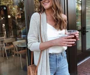 coffee, fashion, and neutrals image