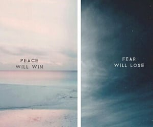 fear, quote, and lose image