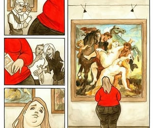art and fat image