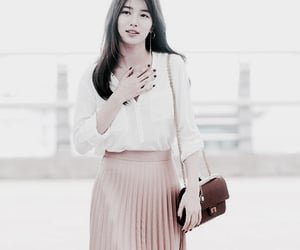 clothes, kpop, and suzy image