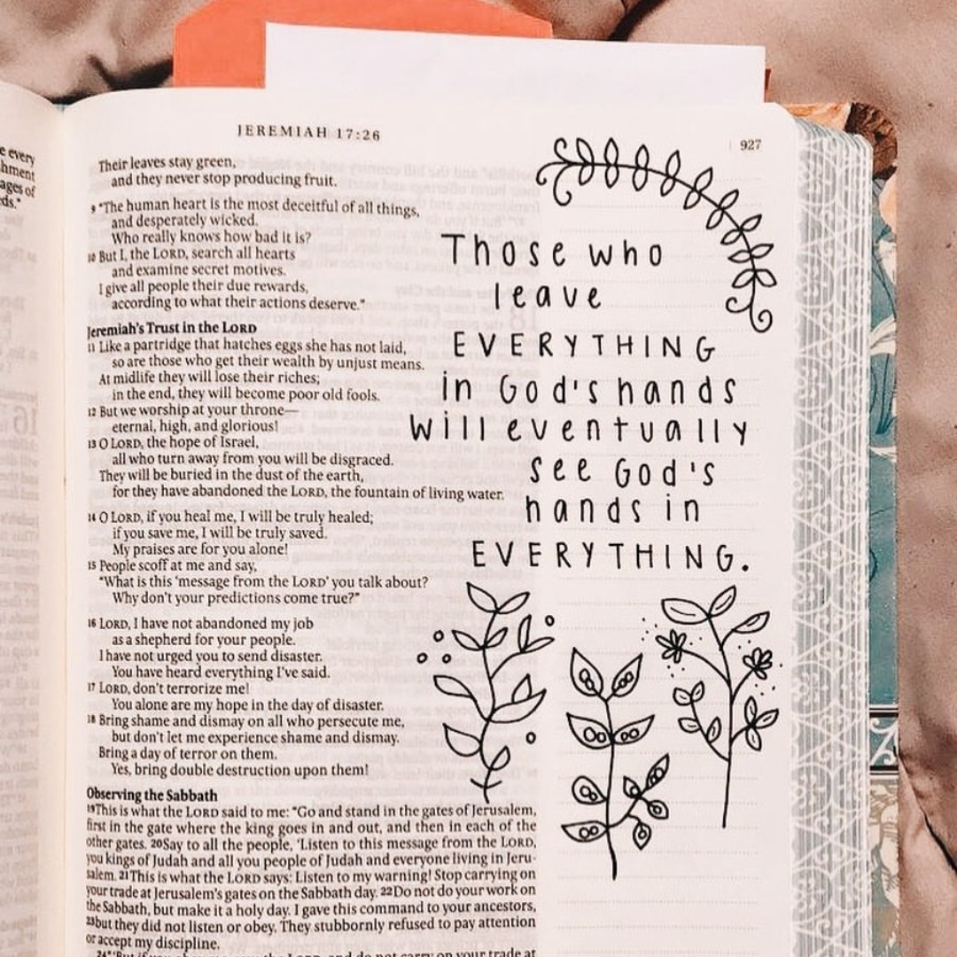 bible, faith, and quotes image