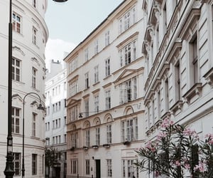 architecture, city, and street image