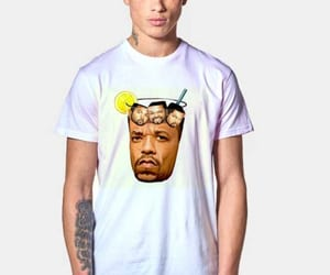 ice cube, shirt, and outfits image