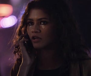 euphoria and zendaya image