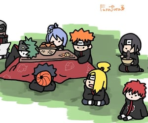 akatsuki, pain, and tobi image