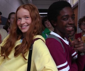 stranger things, sadie sink, and max image