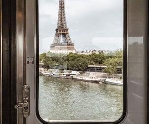 метро, поезд, and вид image