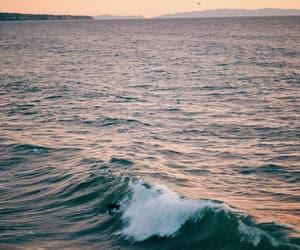 beach, beautiful, and photo image