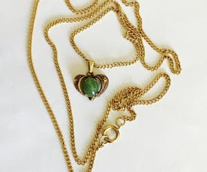 etsy, pendant, and vintage jewelry image
