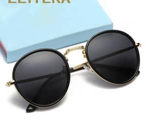 round sunglasses image