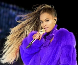 icon, purple, and beyonceknowles image