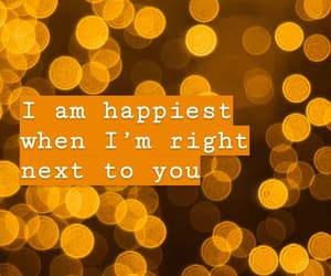 boy, happy, and quote image