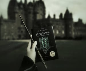 aesthetics, hogwarts, and hp image