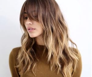 article, hair, and long hair image