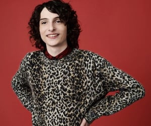 it, finn wolfhard, and a coisa image