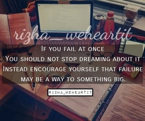 college, inspiration, and quotes image