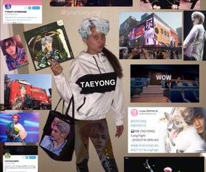 taeyong, nct, and nct meme image
