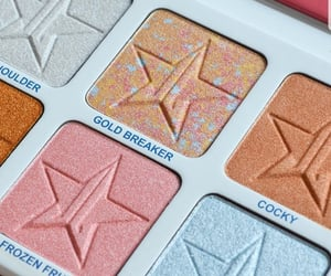 eyeshadow, makeup, and beauty products image