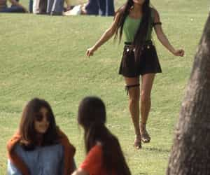 hippie, 60s, and vintage image